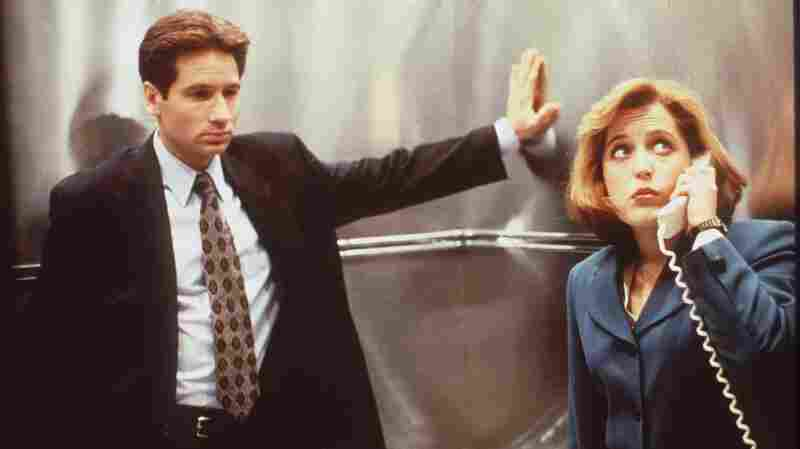 David Duchovny and Gillian Anderson (pictured above) are both returning to The X-Files.