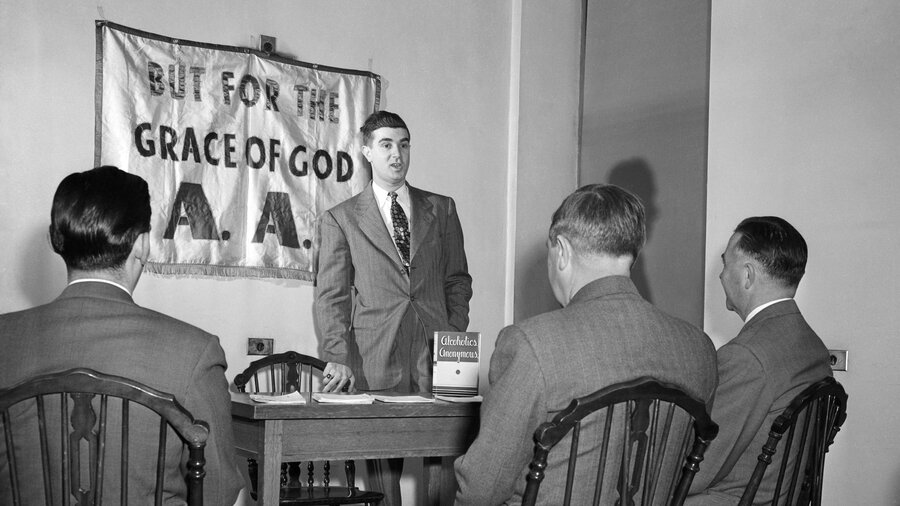 Image result for alcoholics anonymous founded 1935. history channel