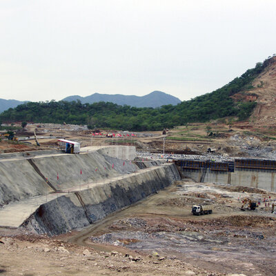 Don't Torpedo The Dam, Full Speed Ahead For Ethiopia's Nile Project
