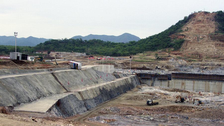 Ethiopian Renaissance Dam Latest News Ethiopian Renaissance Dam