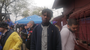 Mick Jenkins at SXSW.
