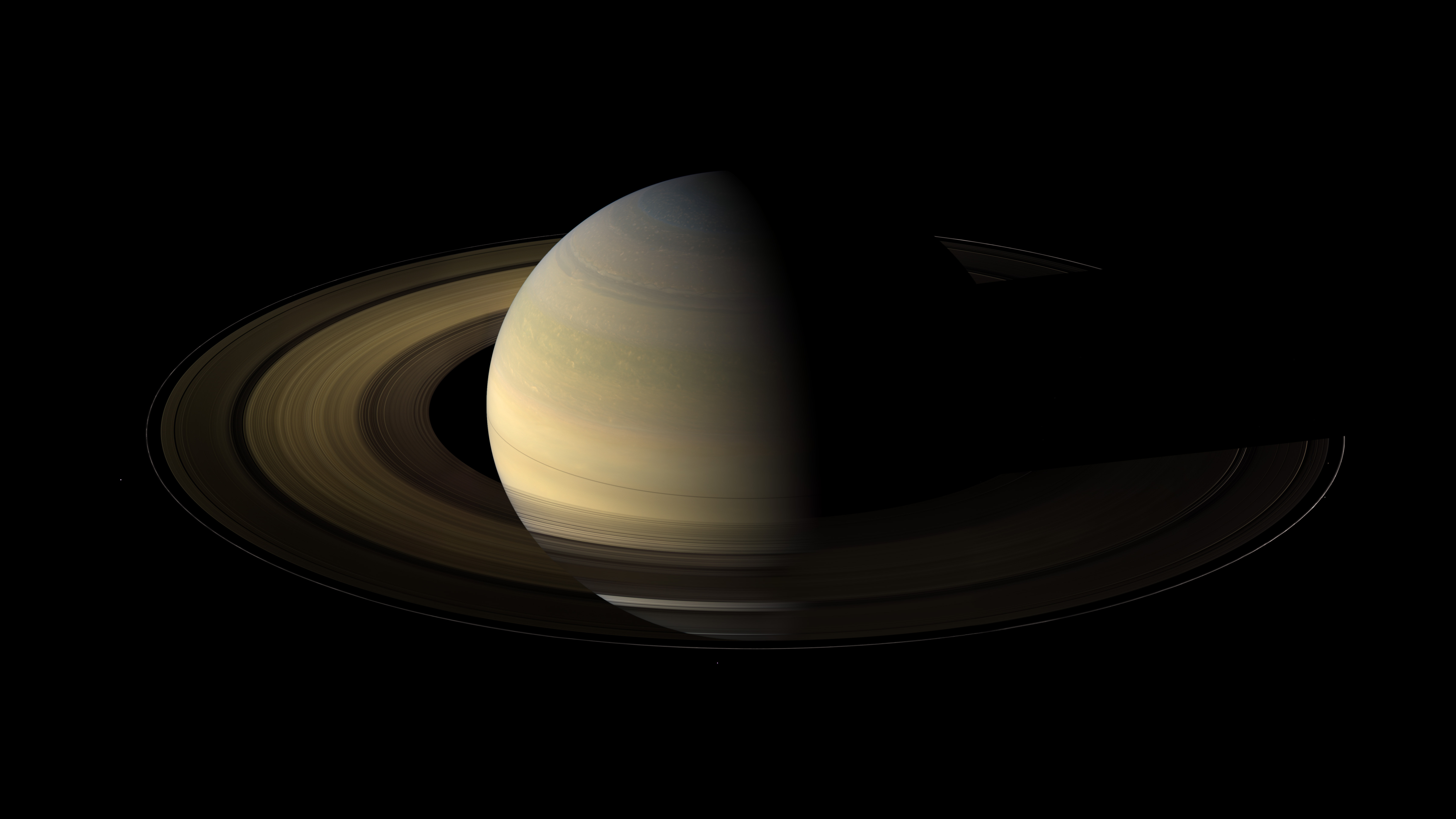 A Day's A Day The World Around — But Shorter On Saturn