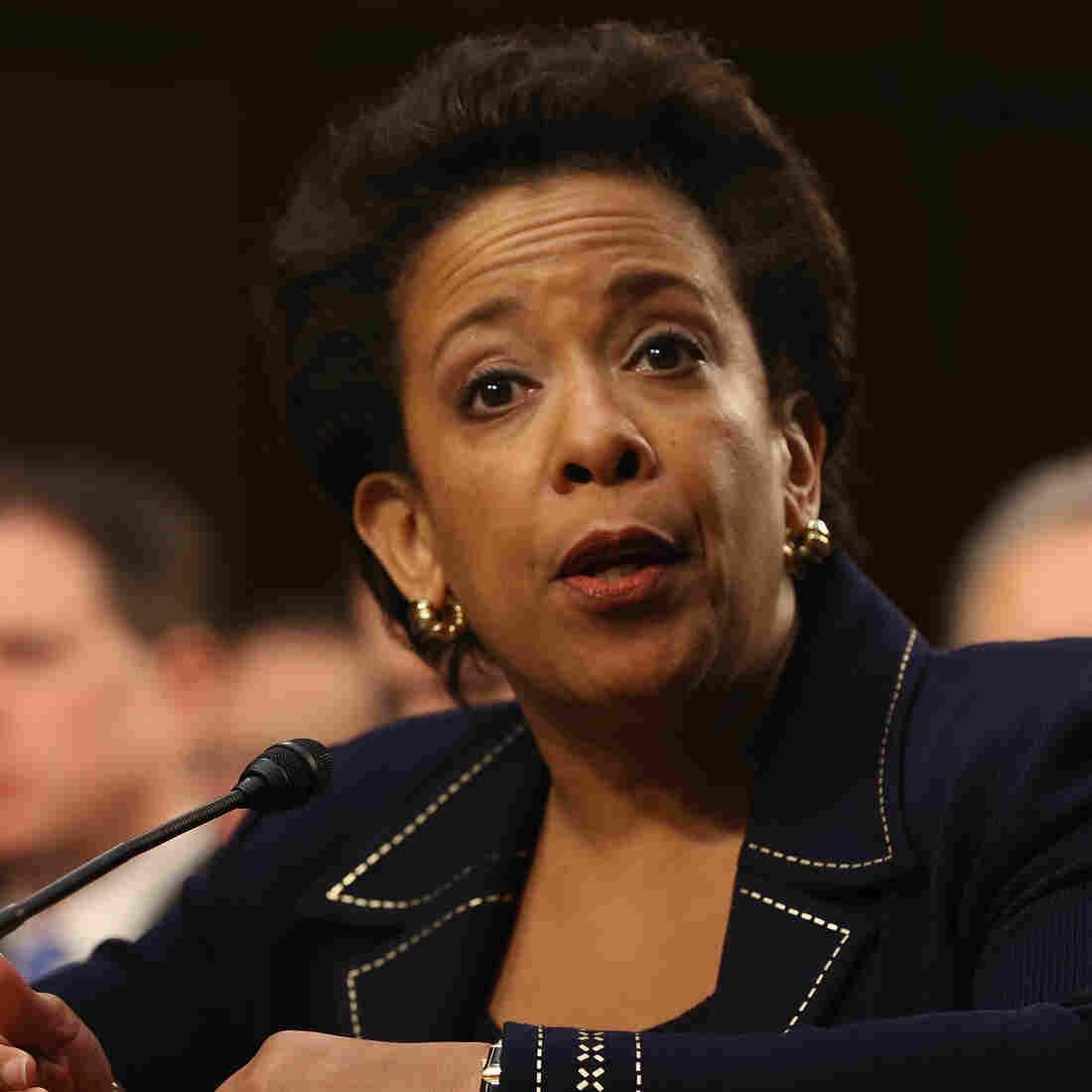 Senate Confirms Loretta Lynch As Attorney General
