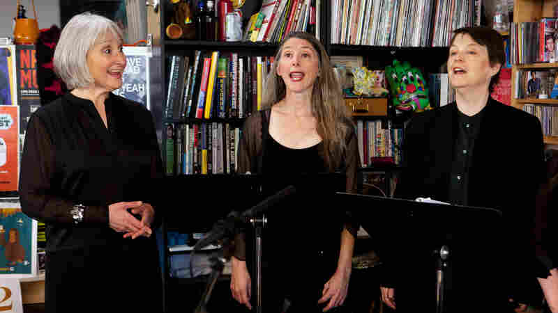 Anonymous 4 With Bruce Molsky: Tiny Desk Concert