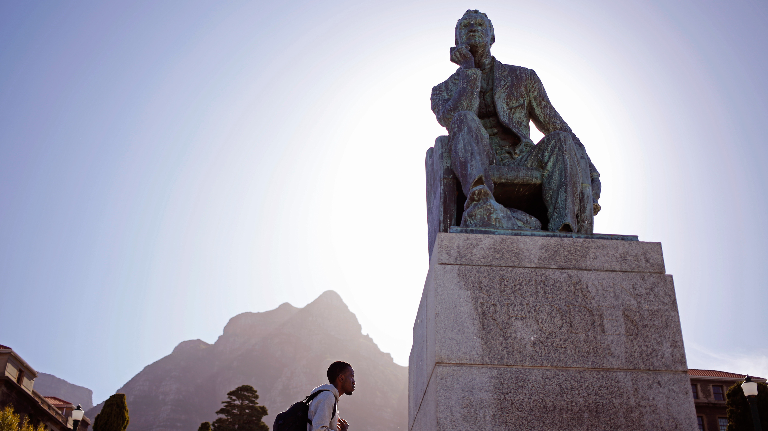 History of South Africa. Part Four Cecil Rhodes. Becoming