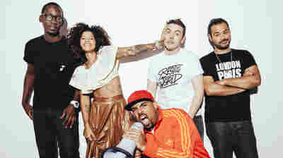 Buraka Som Sistema was among the many Latin artists who impressed at this year's SXSW.