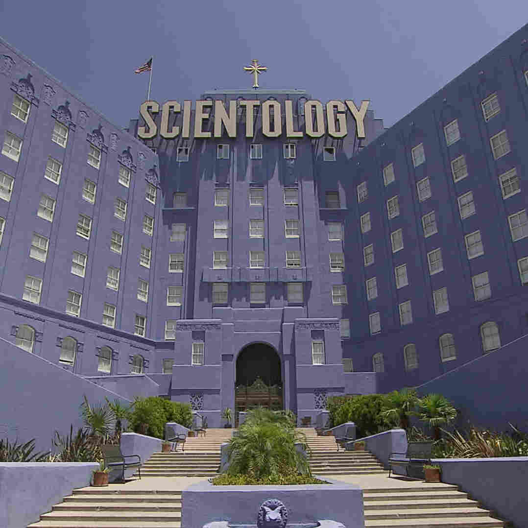 Church Of Scientology Calls New HBO Documentary 'Bigoted'