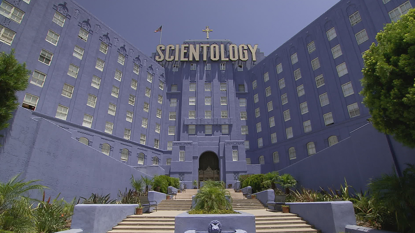 What are the basic beliefs of Scientology?