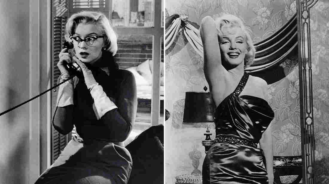 She was a beauty the whole time?! Marilyn Monroe in How To Marry A Millionaire.