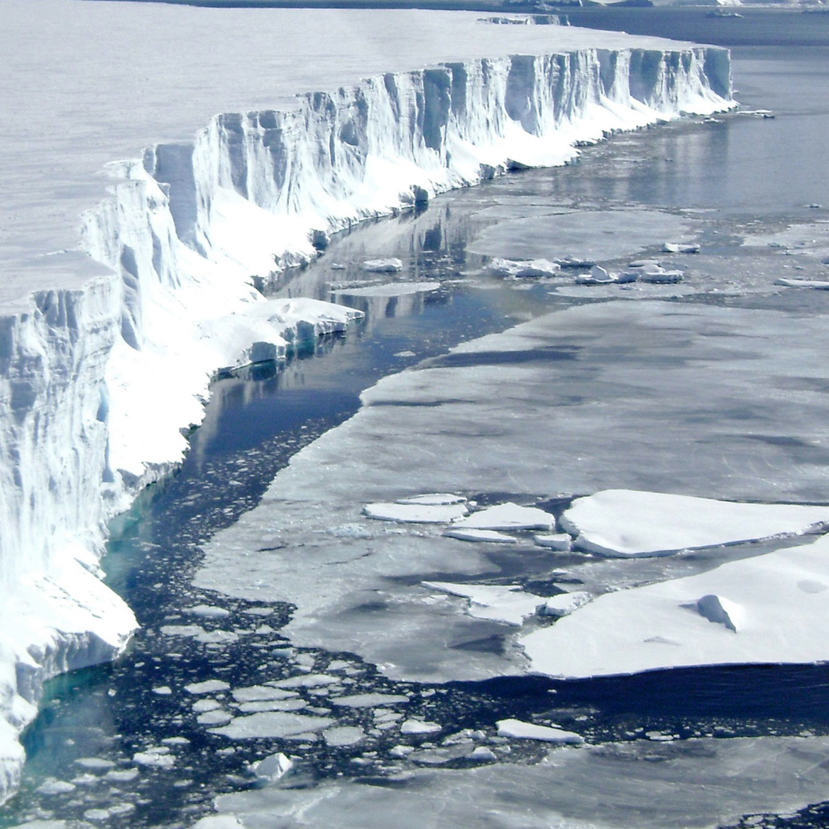 Image for Big Shelves of Antarctic Ice Melting Faster Than Scientists Thought