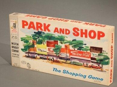 Park and Shop.