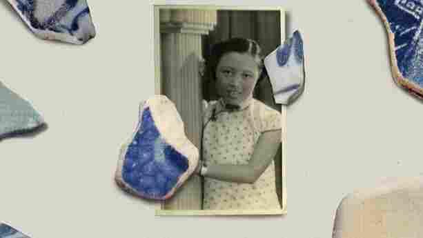 The Porcelain Thief cover detail