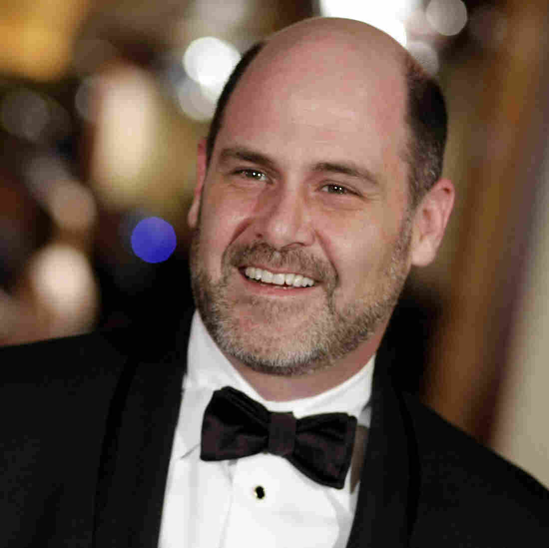 Not My Job: 'Mad Men' Creator Matthew Weiner Gets Quizzed On Glad Men