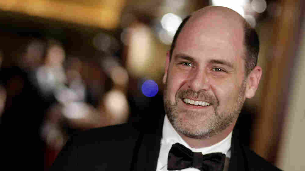 Matthew Weiner arrives at the Directors Guild of America Awards on Jan. 30, 2010, in Los Angeles.