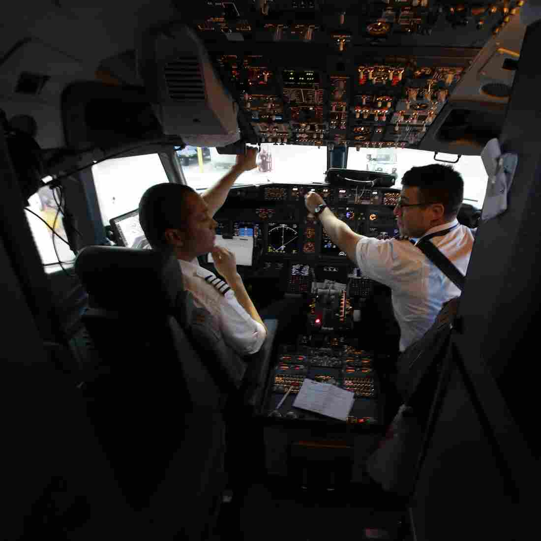 Airlines Worldwide Rush To Adopt '2-Person' Cockpit Rule