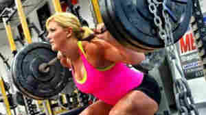 Strongwoman Shoulders The Weight Of A Male-Dominated Sport