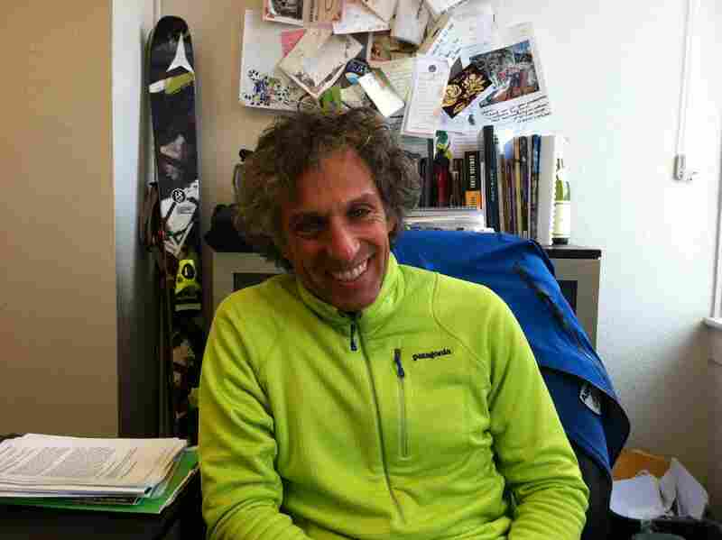 Aspen, Colo., Mayor Steve Skadron wants to make the mountain town the North American hub for uphill skiing.
