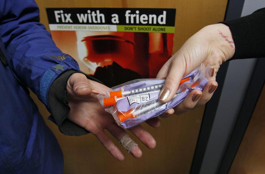 Image result for syringe exchange programs