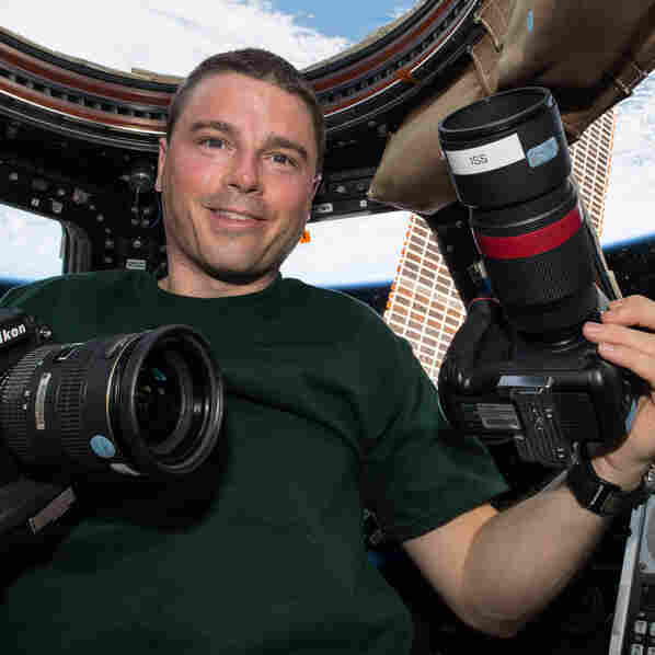 Look At This: Astronaut Reid Wiseman, Space Photographer