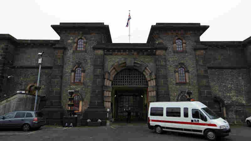 Wandsworth prison in south London in a 2010 photo. Neil Moore, a 28-year-old convicted fraudster, walked out of the prison earlier this month by showing guards a bail letter he'd forged.