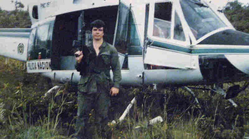 "Retired agent Michael Vigil on a search and destroy operation in the Colombian jungle. ""As an undercover, you're basically kind of an independent operator ... and it's very addictive."" says Laura Brodie, a criminal and forensic psychologist."