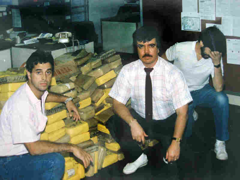 Vigil with a seizure of 832 kilograms of cocaine in Miami.