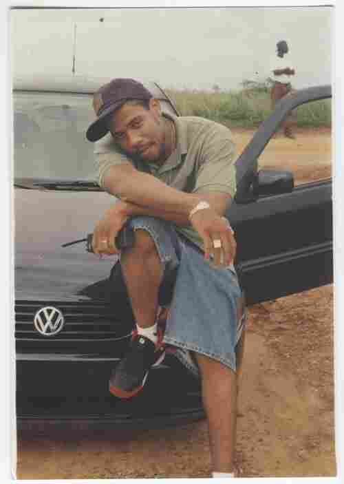 Chuckie Taylor in Liberia at an unknown date and location.