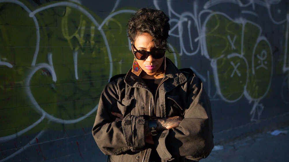 Jean Grae: 'It's Not Just For Me. It's For You Guys.'