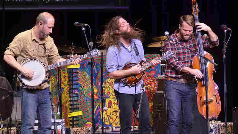 Greensky Bluegrass On Mountain Stage