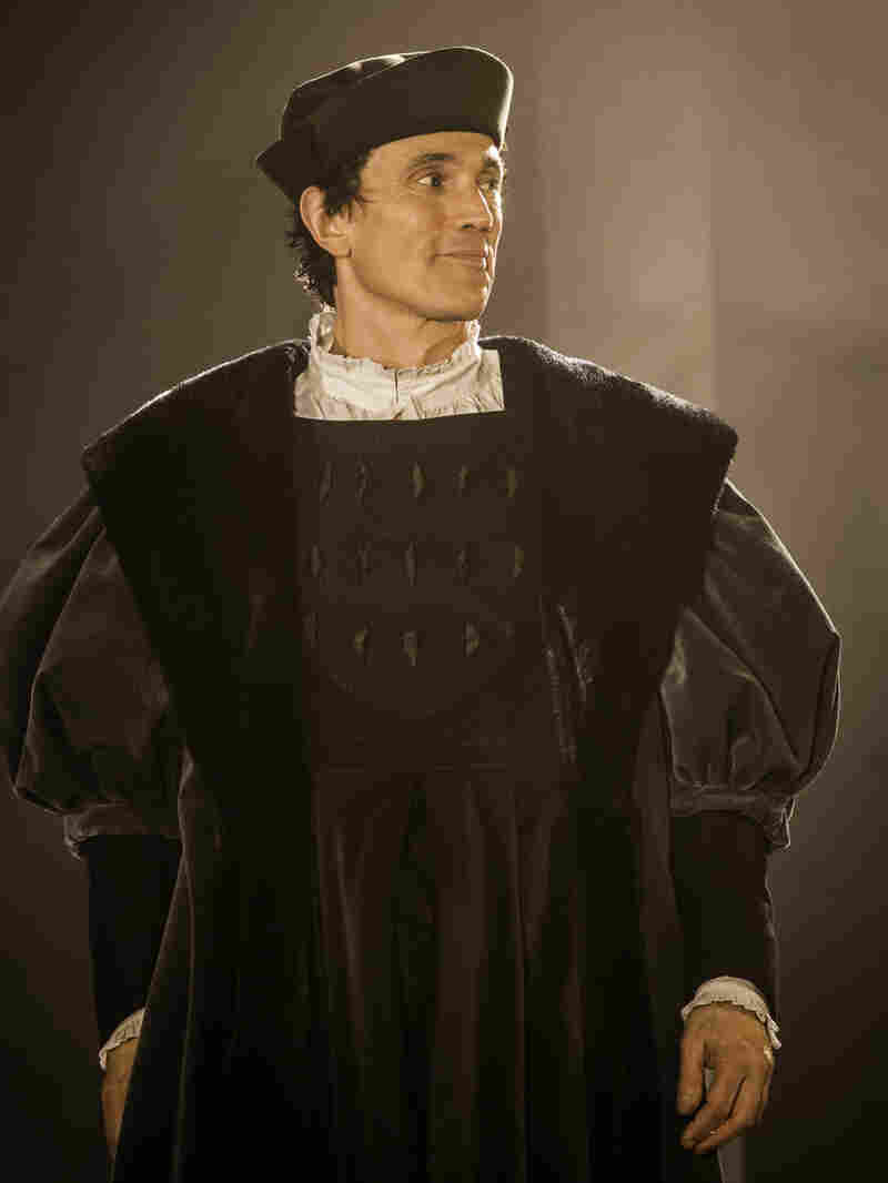 Actor Ben Miles' stage depiction of Thomas Cromwell is the result of a close collaboration with author Hilary Mantel.