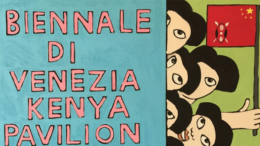 Why Are Chinese Artists Representing Kenya At The Venice Biennale?