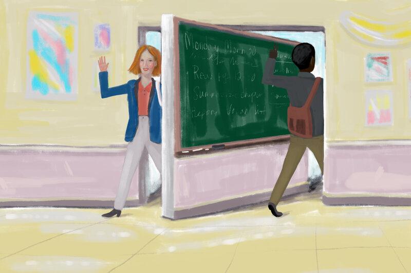 revolving door of teachers costs schools billions every year npr