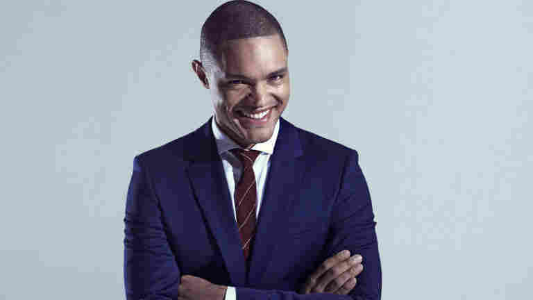 Trevor Noah, 31, will become the new host of The Daily Show later this year.
