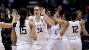 With UConn, Maryland Wins, Women's Final Four Has 4 Top Seeds And A Familiar Look