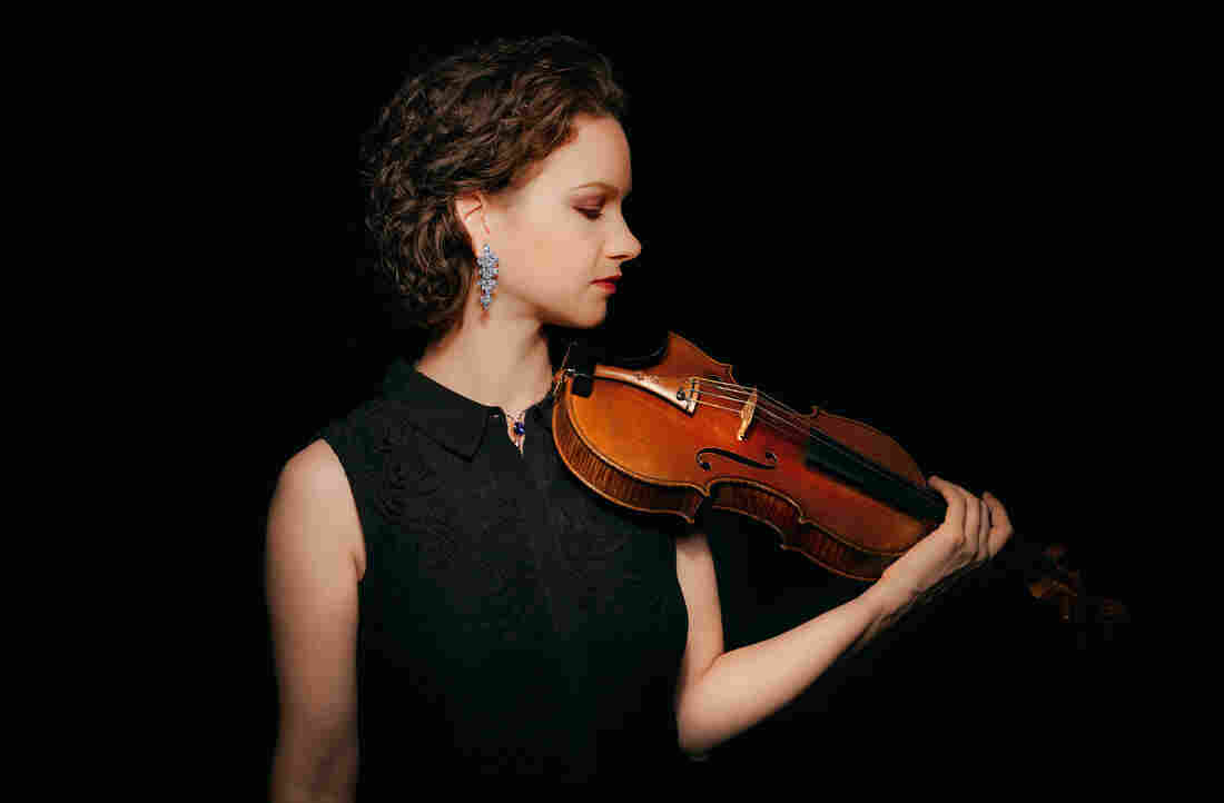 Songs We Love: Hilary Hahn Marches Through Mozart ... Hilary Hahn Instagram