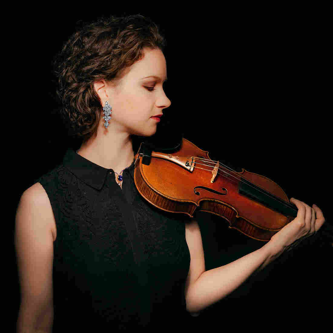 Violinist Hilary Hahn Remembers Her Earliest Influences ... Hilary Hahn