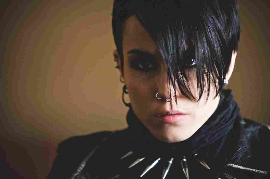 Noomi Rapace stars as heroine Lisbeth Salander in the Swedish film adaptation of The Girl with the Dragon Tattoo.