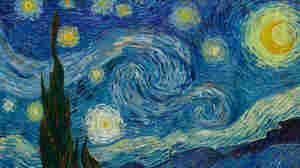 Van Gogh's The Starry Night.