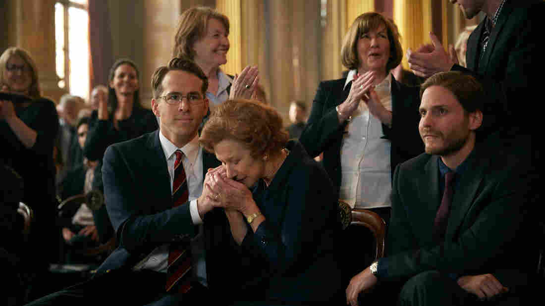 Academy Award-winning actress Helen Mirren plays Maria Altmann in Woman in Gold.