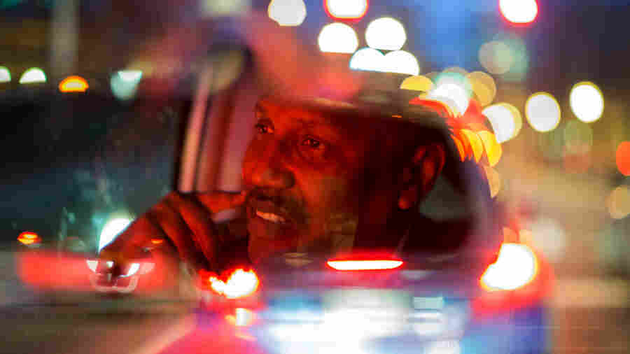 After a long day at the Somali American Community Center he founded in Clarkston, Ga., and then at an after-school program, Omar Shekhey drives a taxi to earn extra money. Often he gives hi