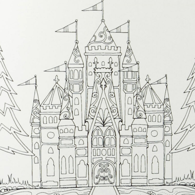 Encore Artist Makes It Big With Adult Coloring Books