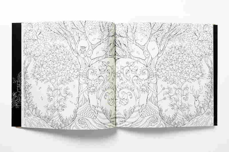 Interview Johanna Basford Author Of Secret Garden And