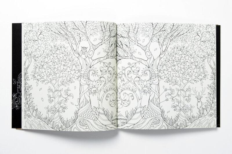 Interview: Johanna Basford, Author Of \'Secret Garden\' And ...