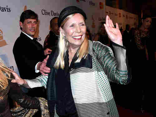 After being found unconscious in her home, the folk music icon has been hospitalized in Los Angeles.