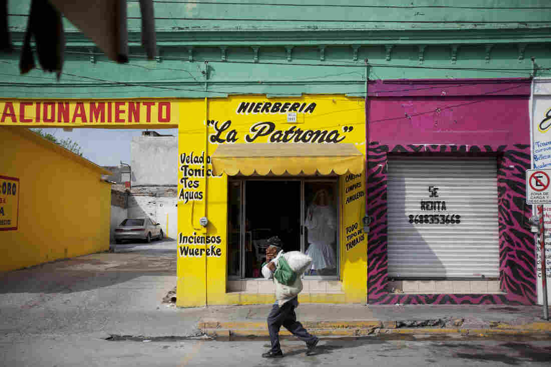 Matamoros had a reputation as a laid-back border town and was relatively quiet when NPR paid a visit last year. Now, a feud between rival drug gangs keeps citizens inside and visitors away.