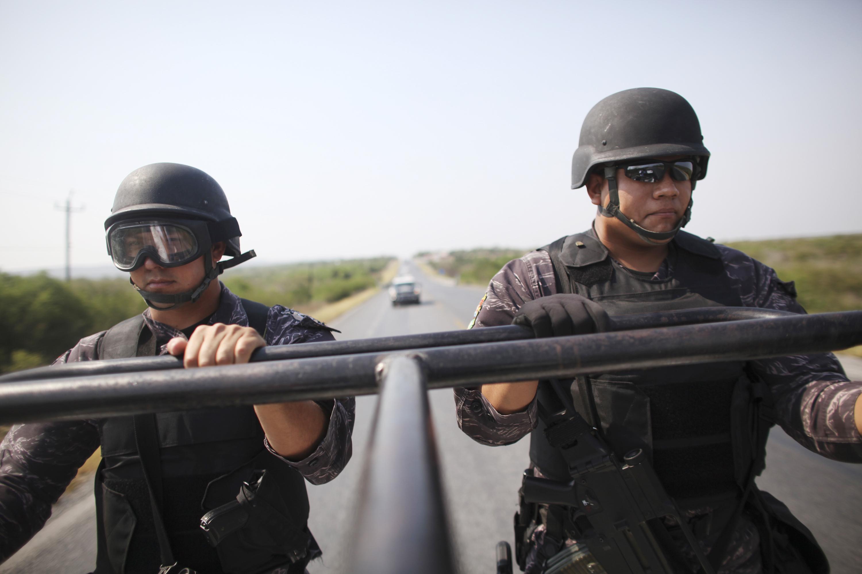 Matamoros Becomes Ground Zero As Drug War Shifts On Mexican Border