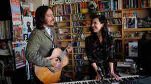 All Songs At 15: The Civil Wars' Tiny Desk Concert