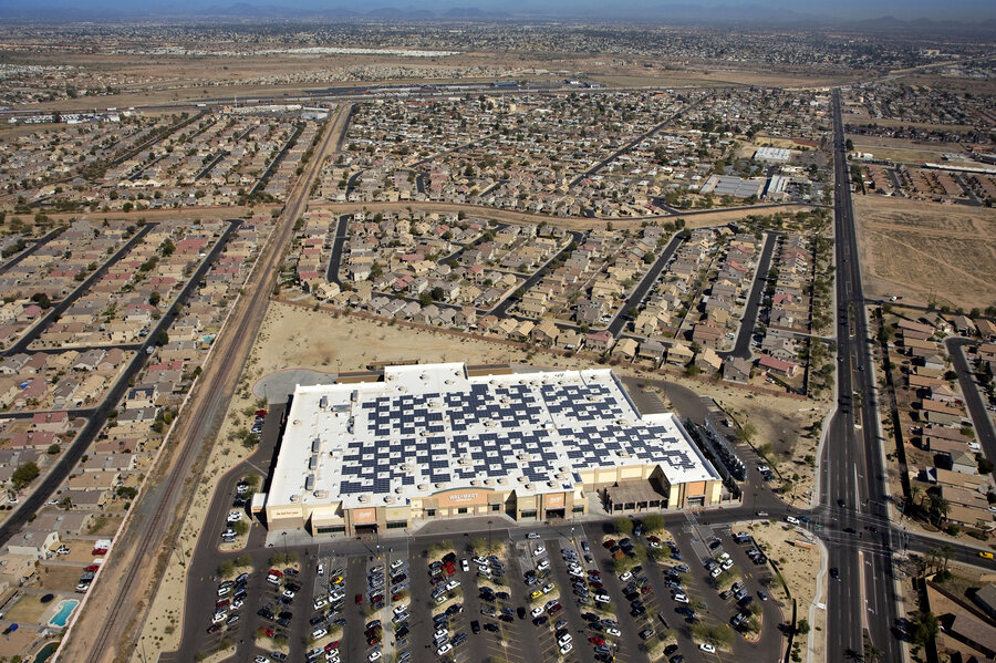 The urban neighborhood wal mart a blessing or a curse npr gumiabroncs Images