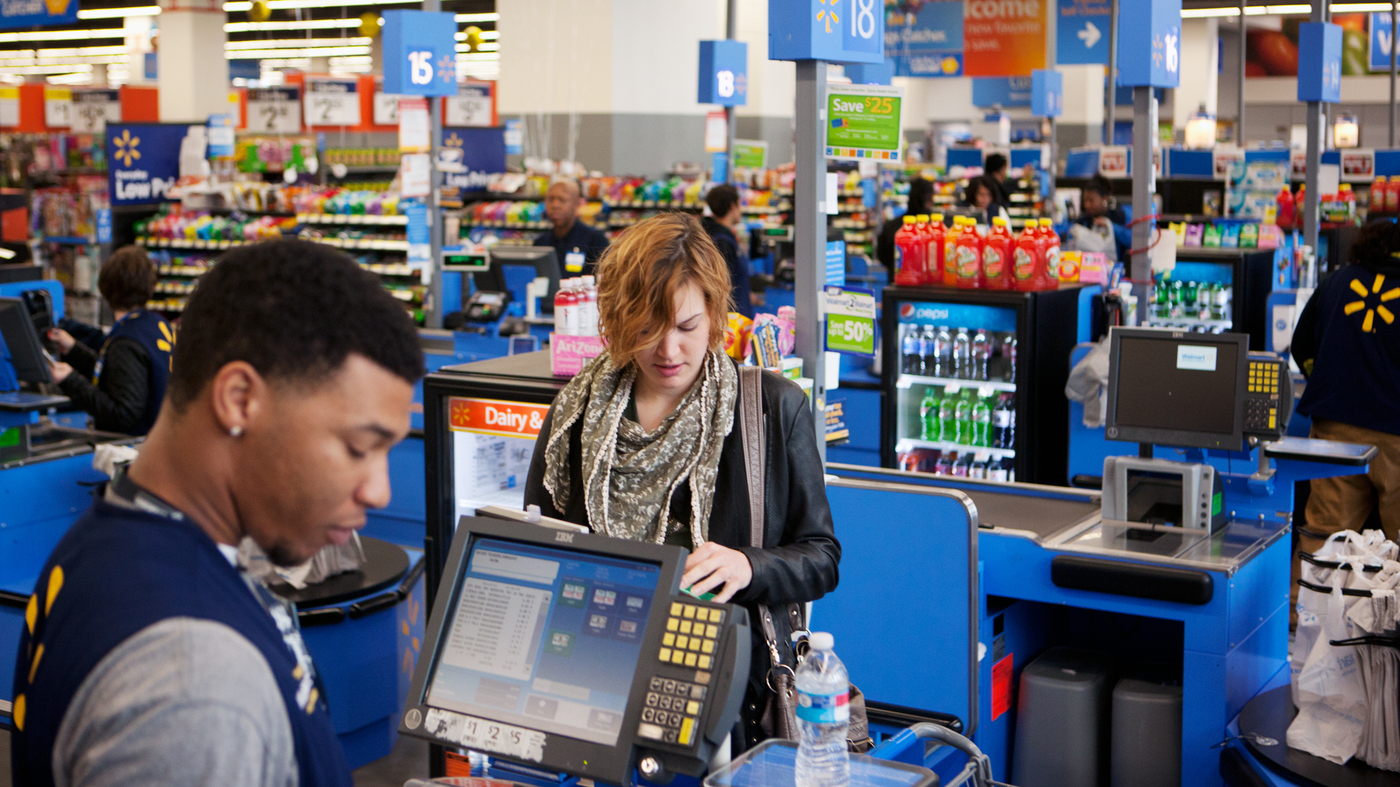 When Wal-Mart Comes To Town, What Does It Mean For Workers