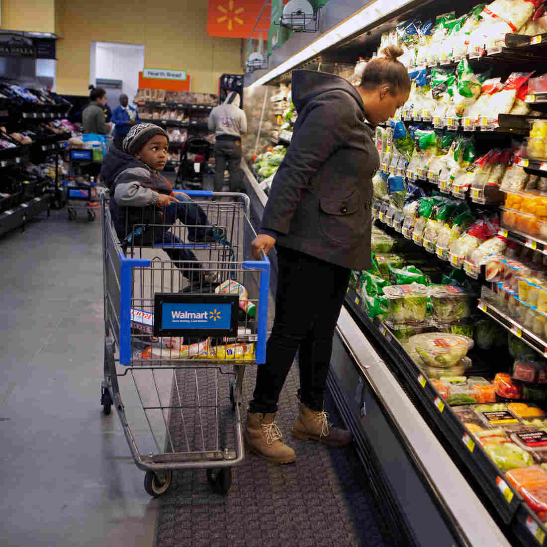 Why Wal-Mart Is Betting Big On Being Your Local Urban Grocer